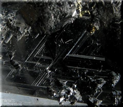 閃亜鉛鉱&黄銅鉱_ロシア1成長丘