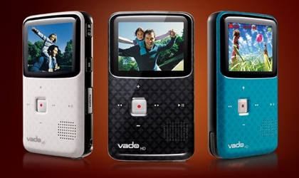 クリエイティブから薄くなった新型Vado HDが発表