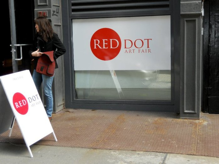 RED DOT NEW YORK