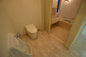UB横トイレ