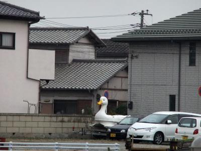 スワンボート?