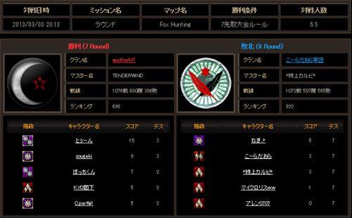 vs こーらだおら軍団_R