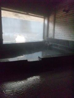 120201 湯の瀬温泉 風呂