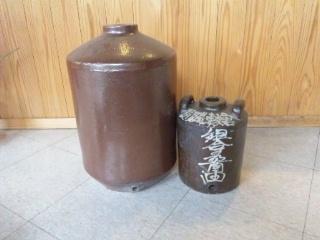 120309 陶器製の保存容器