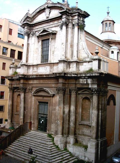 バルベリーニの教会