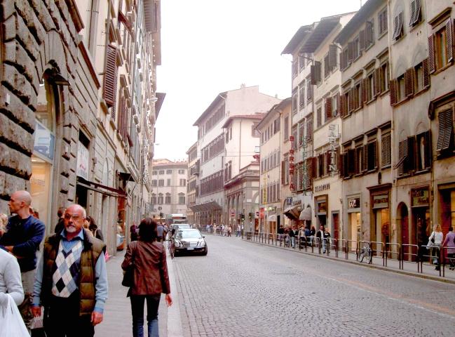 フィレンツェ街並
