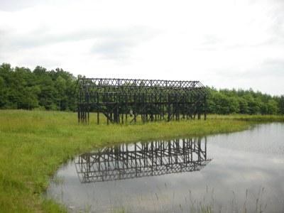 厩構造と投影