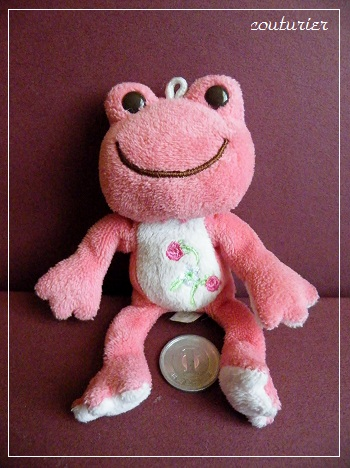 pickies the frog 2010-限定スイートラズベリー