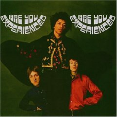 JIMI HENDRIX「ARE YOU EXPERIENCED」