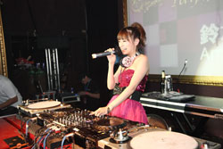 鈴木亜美DJ