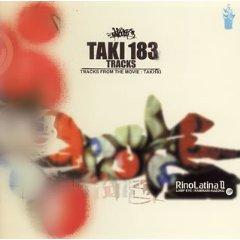 RINO LATINA II「TAKI183 TRACKS」