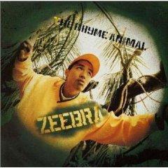ZEEBRA「THE RHYME ANIMAL」