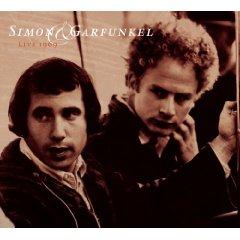 SIMON  GARFUNKEL「LIVE 1969」