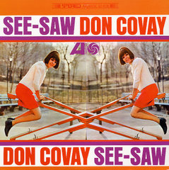 DON COVAY「SEE-SAW」