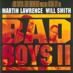 「BAD BOYS II - THE SOUNDTRACK」