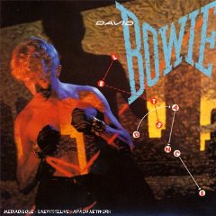 DAVID BOWIE「LETS DANCE」