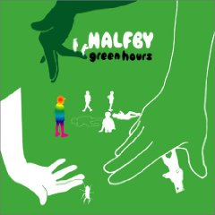 HALFBY「GREEN HOURS」