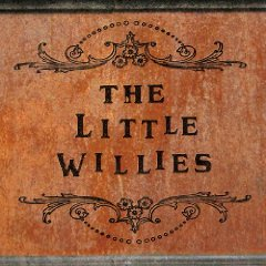 THE LITTLE WILLIES「THE LITTLE WILLIES」