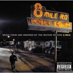 「MUSIC FROM AND INSPIRED BY THE MOTION PICTURE - 8 MILE」