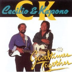 CECILIO  KAPONO「GOODTIMES TOGETHER」