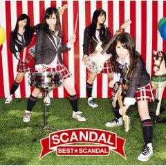 SCANDAL「BEST★SCANDAL」