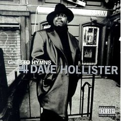 DAVE HOLLISTER「GHETTO HYMNS」