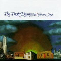 THE HIGH LLAMAS「GIDEON GAYE」