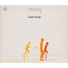 ZERO 7「SIMPLE THINGS」
