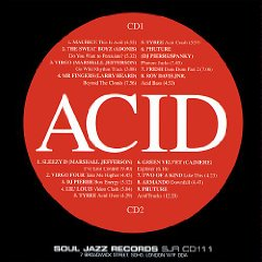 「ACID - CAN YOU JACK ? - CHICAGO ACID AND EXPERIMENTAL HOUSE 1985-1995」