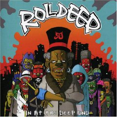ROLL DEEP「IN AT THE DEEP END」