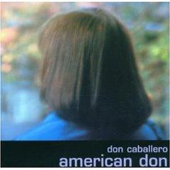 DON CABALLERO「AMERICAN DON」