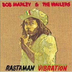 BOB MARLEY  THE WAILERS「RASTAMAN VIBRATION」