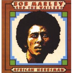 BOB MARLEY  THE WAILERS「AFRICAN HERBSMAN」