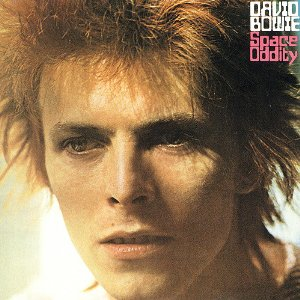 DAVID BOWIE「SPACE ODDITY」