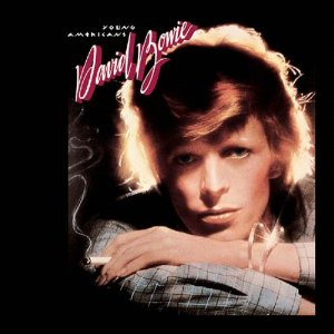 DAVID BOWIE「YOUNG AMERICAN」