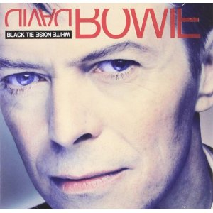 DAVID BOWIE「BLACK TIE WHITE NOISE」