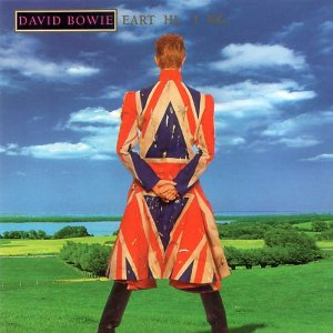 DAVID BOWIE「EARTHLING」