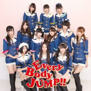 SUPER★GIRLS「EVERYBODY JUMP !!」