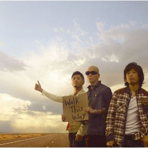 RHYMESTER「WALK THIS WAY」