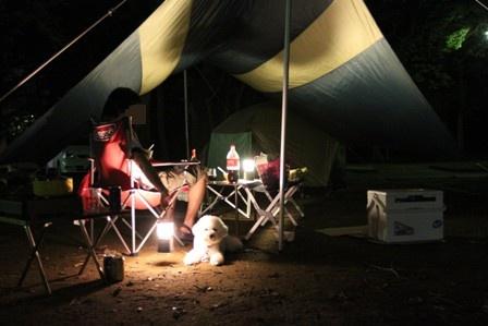 近場キャンプ (6)