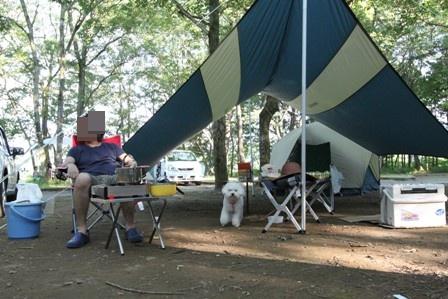 近場キャンプ (2)