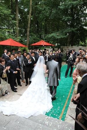 姉の結婚式 (2)