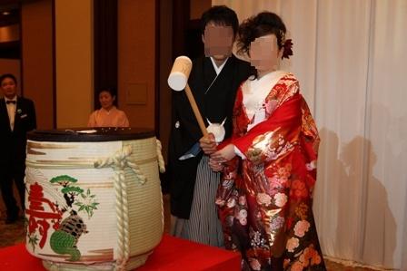 姉の結婚式 (4)