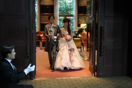 姉の結婚式 (9)