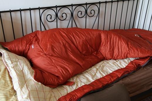 寝袋とP氏の関係 (3)