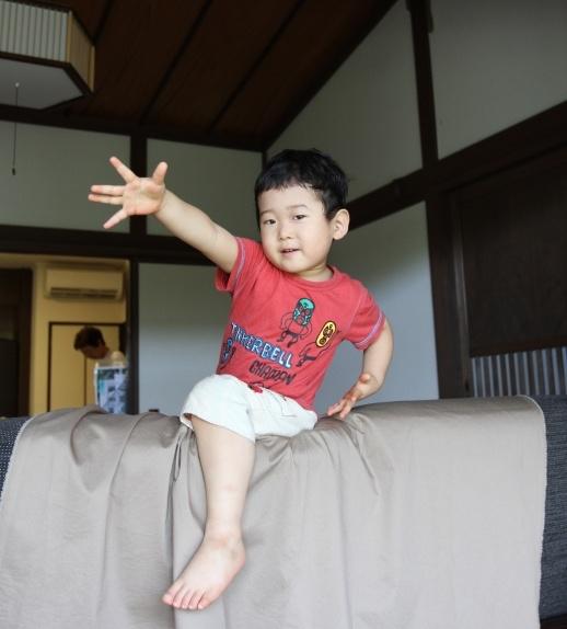 小さなお客様 (5)