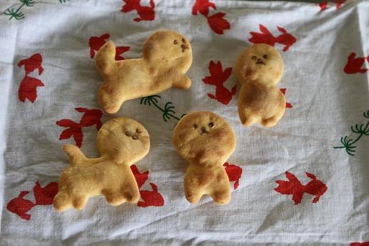 手作りクッキー型 (2)