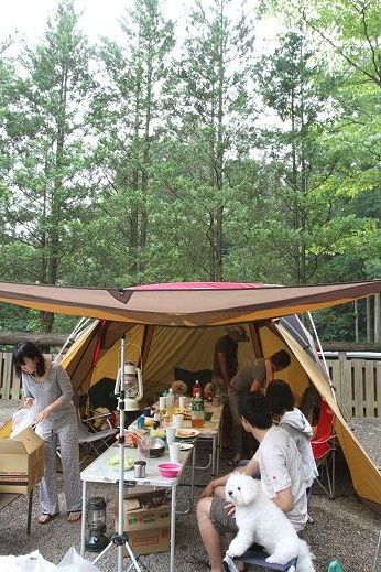 MOFRISE CAMP 2011 -翌朝編- (4)