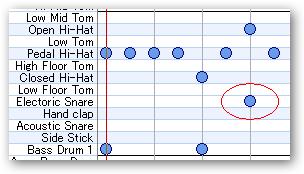 エレクトリックスネア(Electoric Snare)
