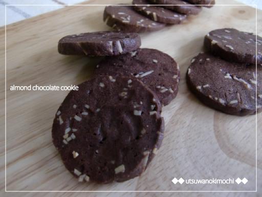 アーモンドチョコクッキー_1